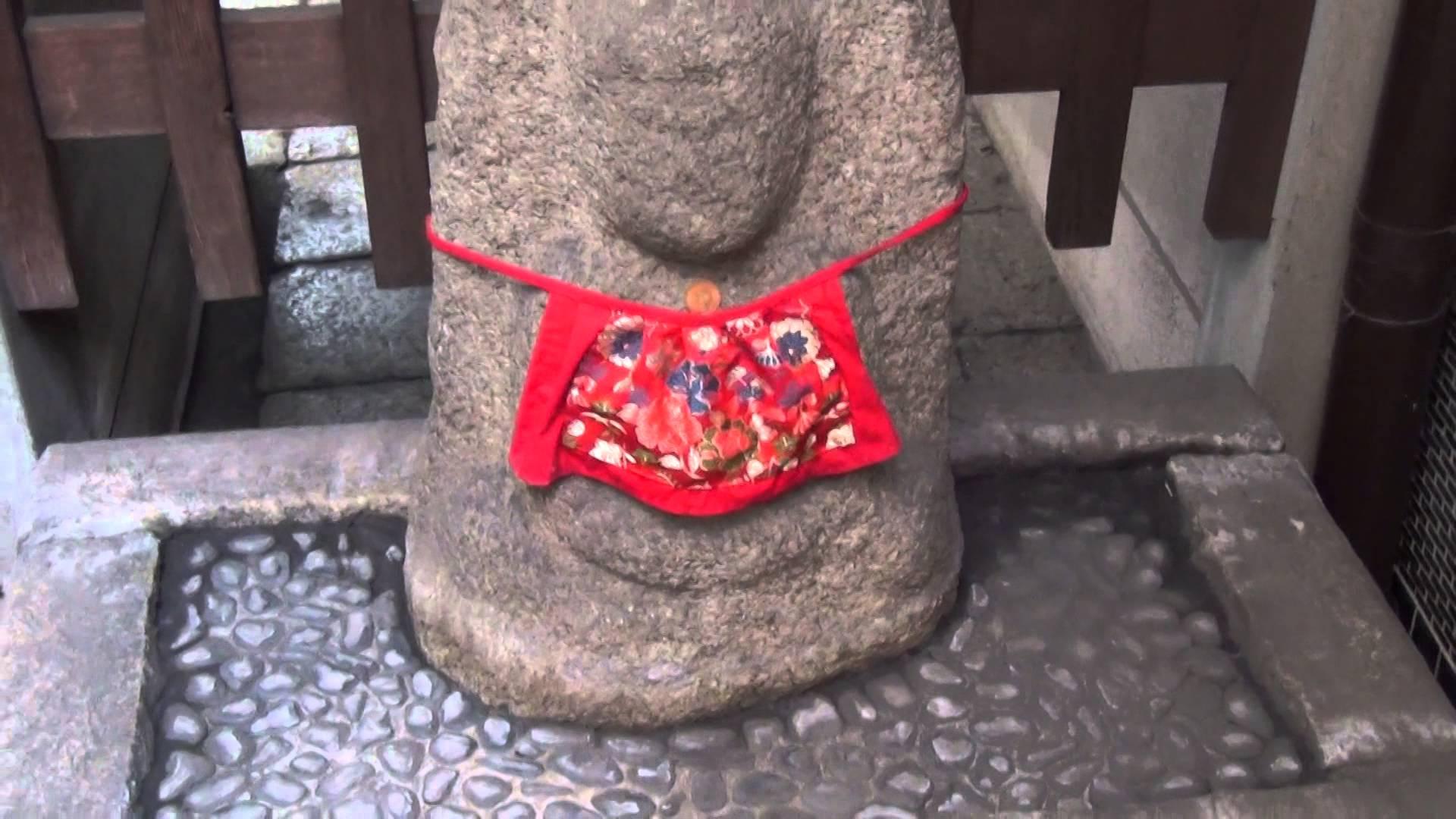新京極商店街の神社仏閣を全部まわろう編01 L字型の入口が印象的な安産守護染殿院