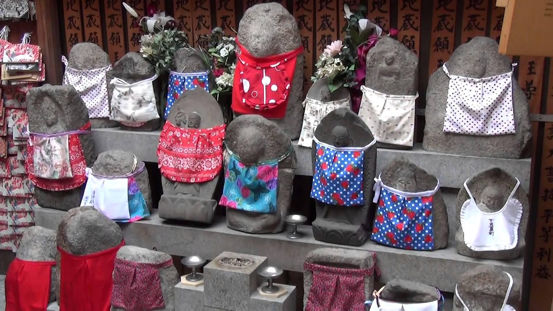寺町通の神社仏閣を全部まわろう編01 矢田寺(矢田地蔵尊)で景気良くミニ鐘楼ゴーンでスタート