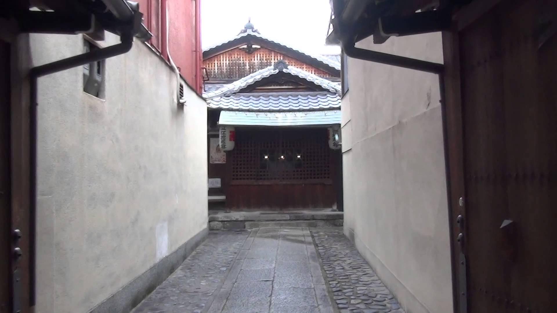 新京極商店街の神社仏閣を全部まわろう編03 善長寺