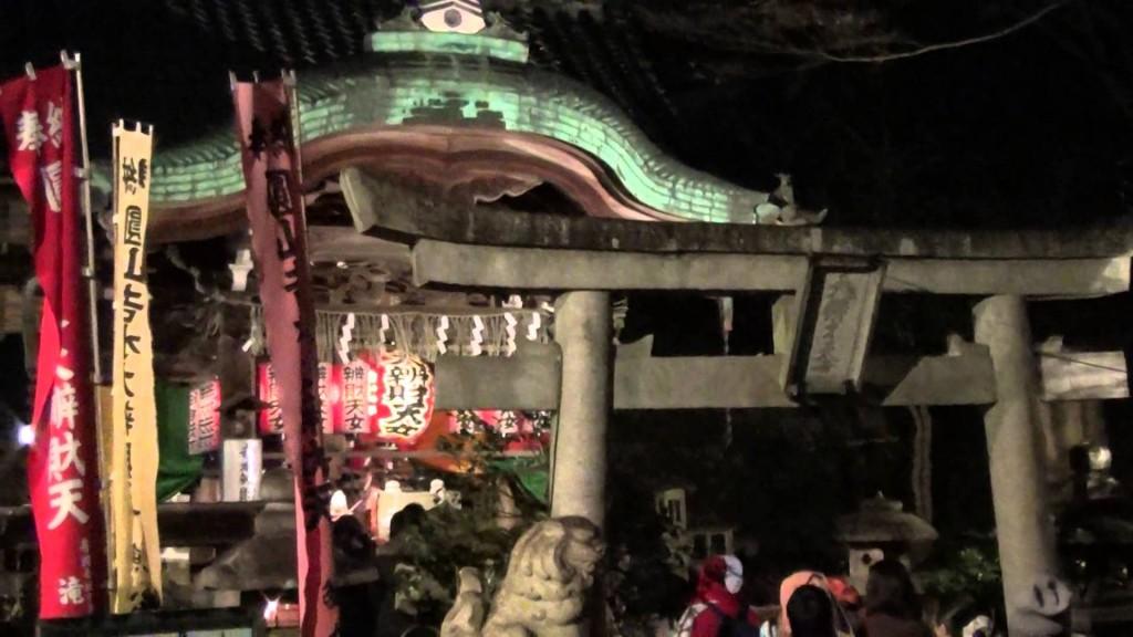 2014年1月の京都・私的ランキング パワースポット編