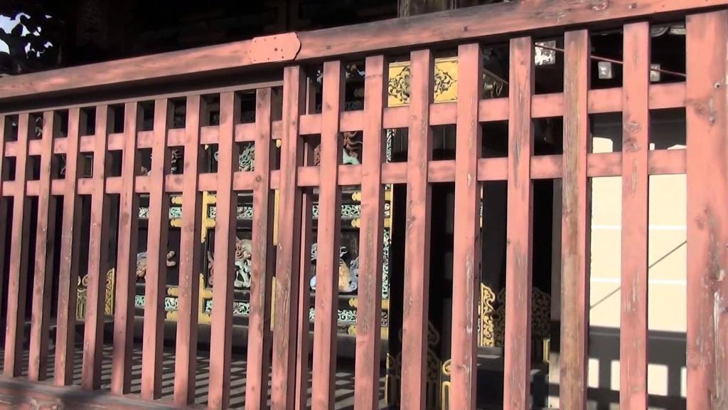 西本願寺編3 国宝「唐門」は内側から見るほうが美しい