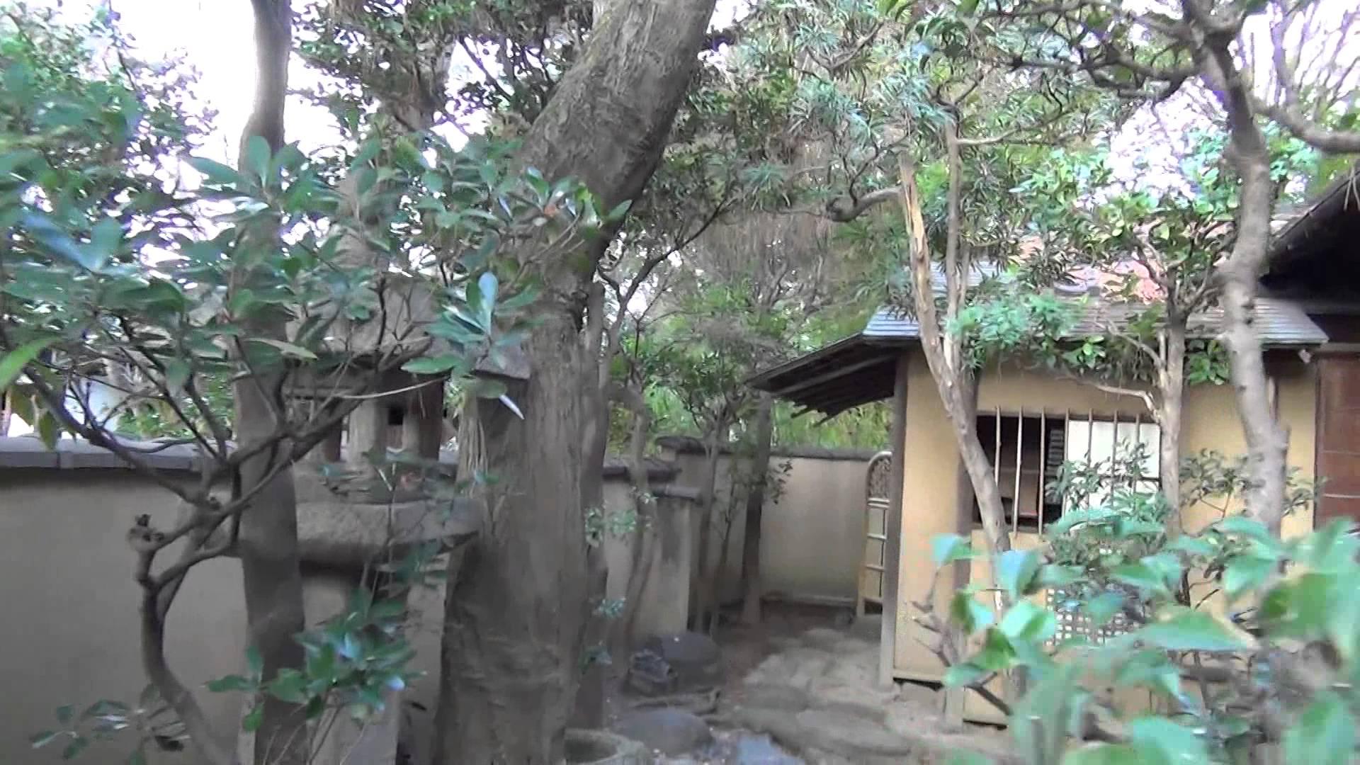 八坂の塔(法観寺)編5 境内にある茶室などの建造物を見て回った
