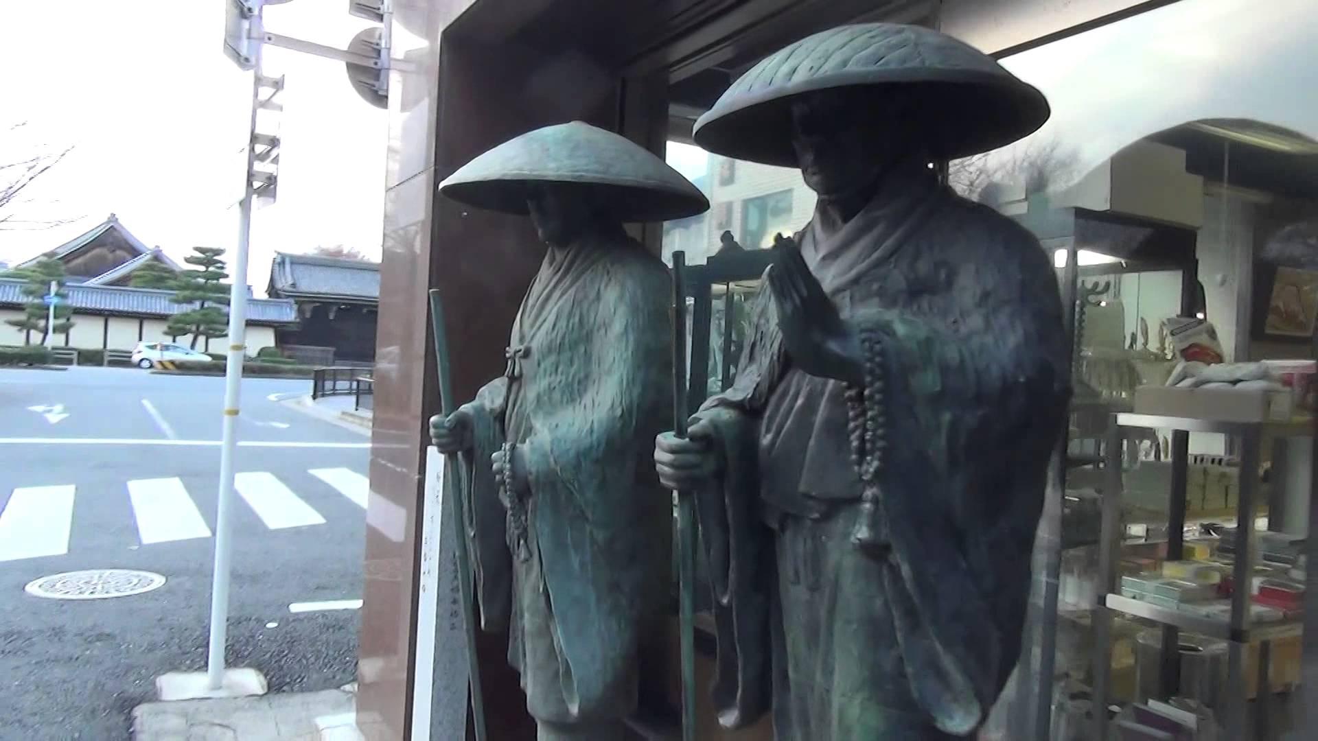 東本願寺編6 古風な仏壇・仏具商店街を行く