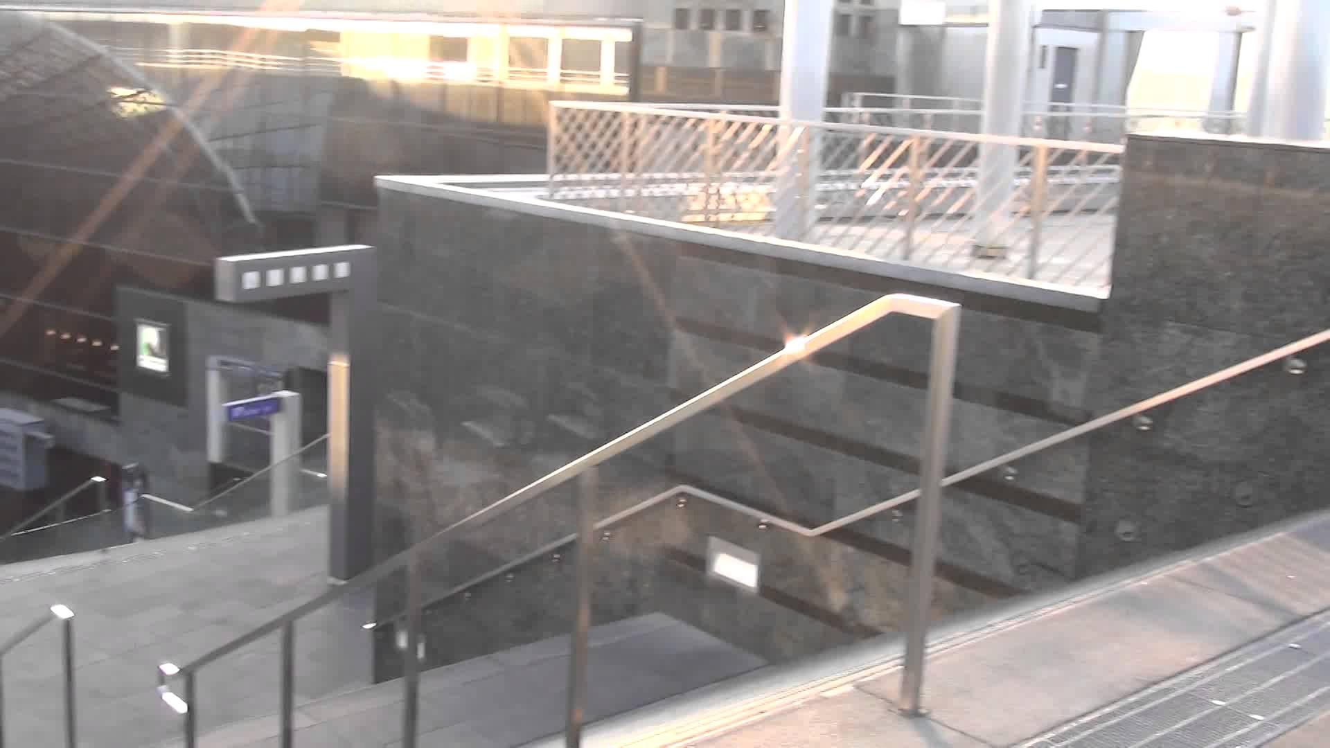 JR京都駅ビルの屋上をめぐるプチ冒険